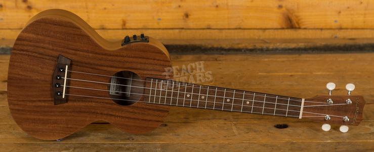 Islander AT4 EQ Electro Acoustic Tenor Ukulele - Acacia