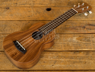 Islander AS4 Soprano Ukulele - Acacia