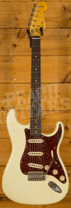 Fender Custom Shop 59 Journeyman Relic Strat Vintage White