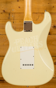 Fender Custom Shop 59 Journeyman Relic Strat Vintage White