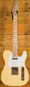 Fender American Performer Tele Maple Neck Vintage White