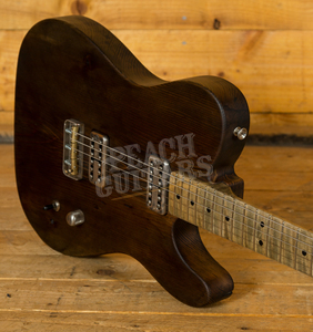 "LSL La Perronita ""Barn Bone"" T Bone Reclaimed Pine - Maple"
