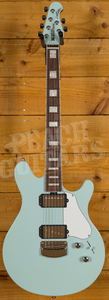 Ernie Ball Music Man Valentine Guitar BFR Baby Blue
