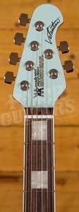 Ernie Ball Music Man Valentine Guitar BFR Baby Blue