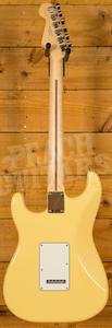 Fender Player Series Strat Maple Neck Buttercream