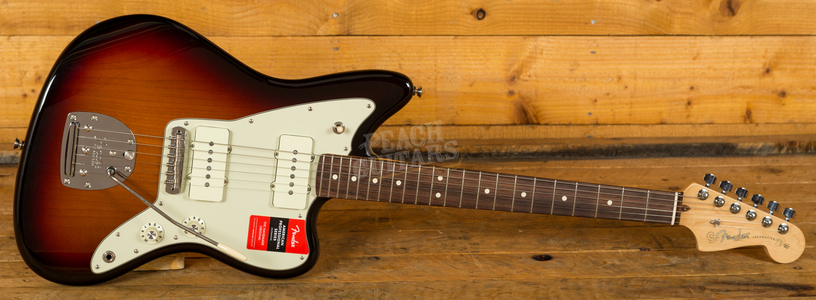Fender American Pro Jazzmaster 3 Tone Sunburst Rosewood