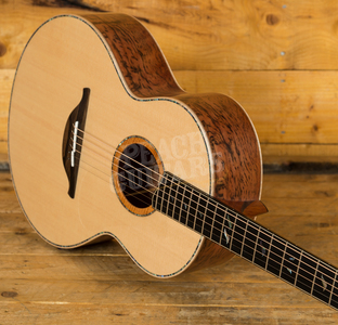 Lowden S-50 Winter Limited with 38 Style Leaf Inlays