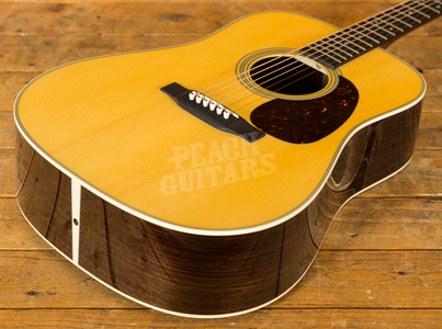 CF Martin Custom Shop Dreadnought Wild Grain East Indian Rosewood