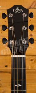 Sigma Modern Series GBCE-3+ Spruce & Blackwood