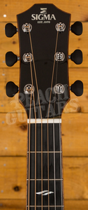 Sigma Modern Series GECE-3+ Spruce & Ebony