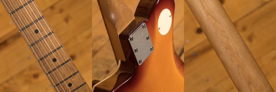 Reverend Charger HB Guitar Faded Burst