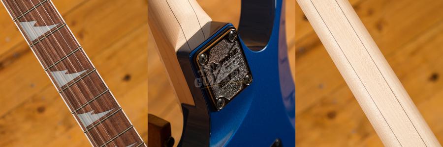Ibanez 2019 RG550DX-LB Laser Blue Made in Japan