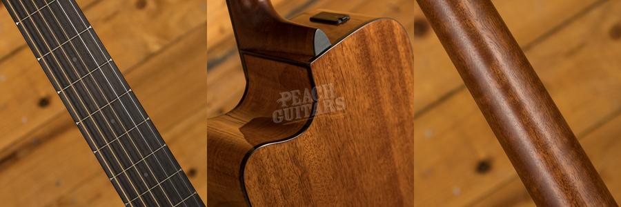 Yamaha FGX800C Natural Plus Hard Case