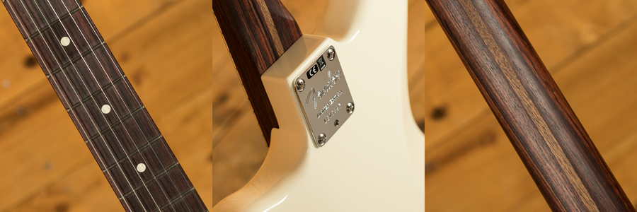 Fender Limited Edition American Pro Jazzmaster - All Rosewood Neck