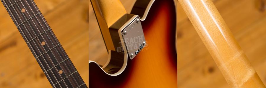 Fender Custom Shop Vintage Custom 1959 Tele NOS Chocolate 3tsb