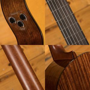 Yamaha CG-TA Transacoustic Classical Guitar