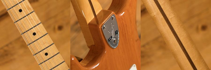 Fender Vintera 70s Strat Maple Neck Aged Natural