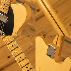 Fender Custom Shop '51 Nocaster Left Handed MN Nocaster Blonde HS