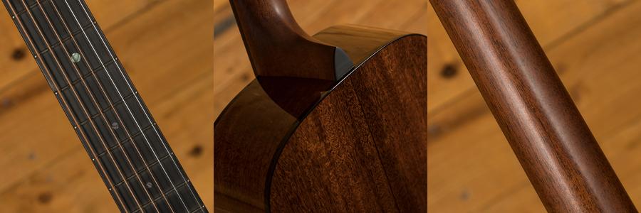 Martin Custom Shop Sinker Mahogany 0 Limited Edition - Sinker Top