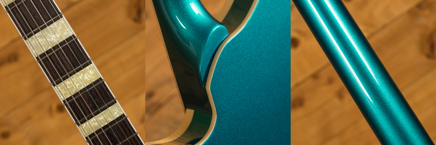 Rivolta Combinata VII - Adriatic Blue Metallic