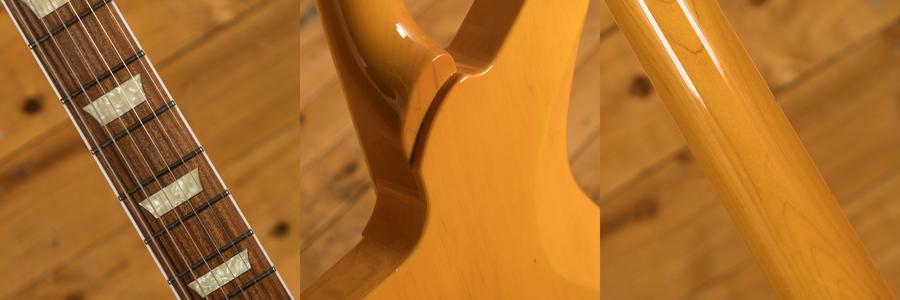 Rivolta Mondata II HB - Miele Amber/Gold
