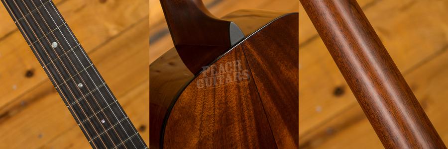 Martin Custom Shop Sinker Mahogany 000 Limited Edition - Sinker Top