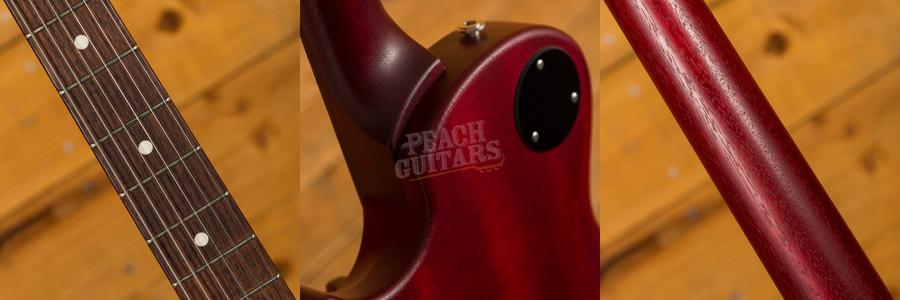 PRS S2 Standard Singlecut Satin - Vintage Cherry