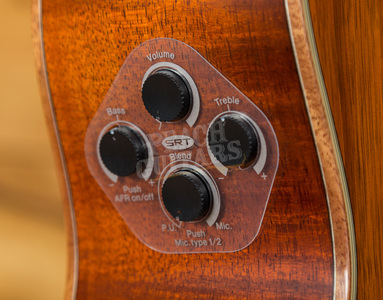 Yamaha AC4K All Solid Koa Electro Acoustic