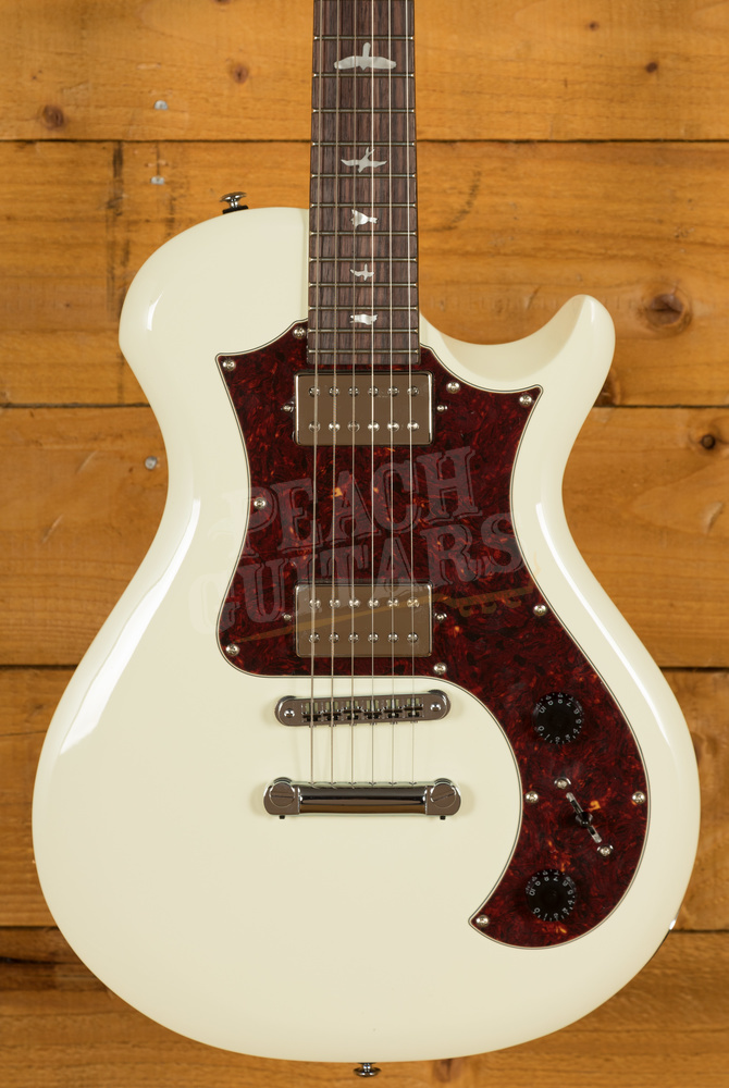 Prs Se Starla Antique White Peach Guitars