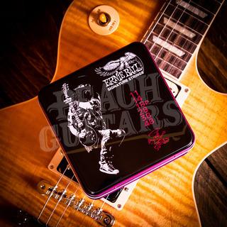 Ernie Ball Slash Signature Strings 3 Pack with Tin 11-48