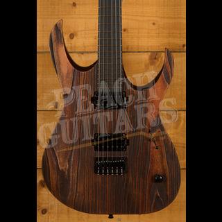 Mayones Duvell Elite 6 Antique Brown Matt - NAMM 2021 Display Guitar