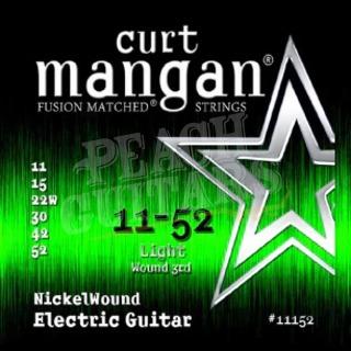 Curt Mangan 11-52 Nickel Wound