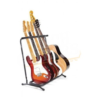 Fender Multi Stand for 5 Guitars/Basses