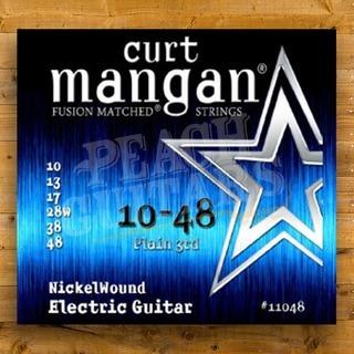 Curt Mangan 10-48 Nickel Wound
