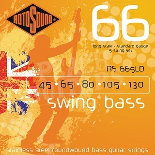 Rotosound - Swing Bass - 5 String Bass Strings