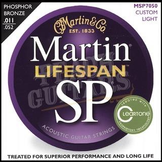 Martin 11-52 Lifespan Custom Light - Phosphor Bronze