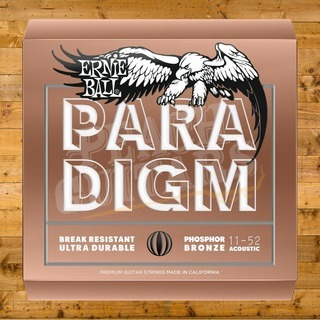 Ernie Ball Paradigm Acoustic Strings