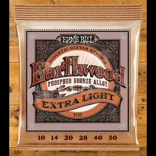 Ernie Ball Earthwood Phosphor Bronze 10-50