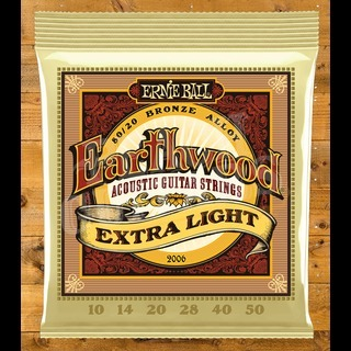 Ernie Ball Earthwood 10 - 50