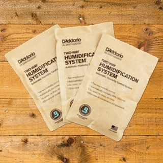 D'Addario Humidipak Replacement - 3 Pack