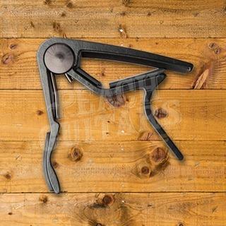 Jim Dunlop Trigger Capo Curved - Black