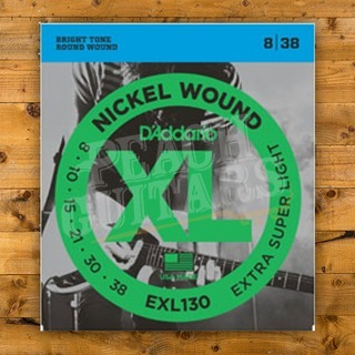 D'Addario - XL Guitar Strings