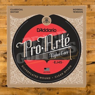 D'addario Pro Arte EJ45 Normal Tension