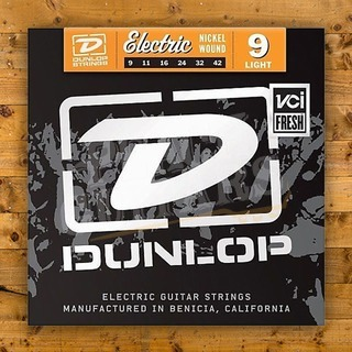 Dunlop DEN0942 Electric Strings - Light 09-42