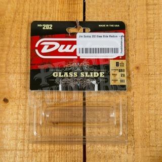 Jim Dunlop 202 Glass Slide Medium - Regular thickness