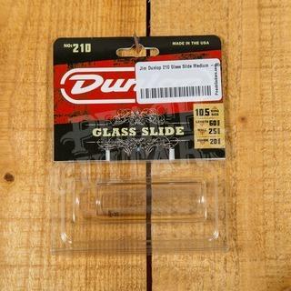 Jim Dunlop 210 Glass Slide Medium - Medium thickness