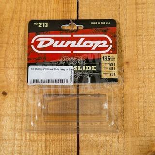 Jim Dunlop 213 Glass Slide Heavy - Large