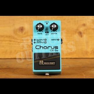 Boss Chorus CE-2w Waza Craft