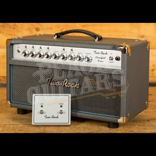 Two-Rock Bloomfield Drive 100/50 Watt Head with Silver Knob Upgrade