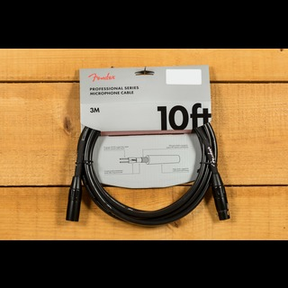 Fender Pro 10' Microphone Cable